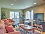 The beautiful home boasts 4,000 square feet, 5 bedrooms and 4 bathrooms.