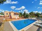 Villa with private pool near Monserrat/ Valencia