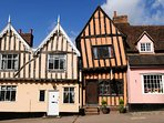 Historical Lavenham