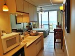 601a Studio suite as soon as you walk-in you see the Gulf of Mexico. SWEET DEAL.