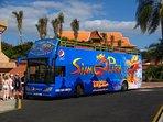 free bus to siam park