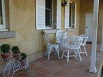 Cottage verandah