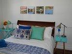 Bedroom One - Queensize bed and Ensuite