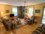 Main living room.