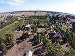 Aerial of Pierrepoint