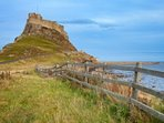 Holy Island of Lindisfarne- 15 minute drive from the Cottage