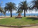 AJACCIO : T3 80 m2 A deux pas de la plage Trottel