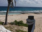 Swim in ocean pools & lounge at the beach cabanas a 5 min walk from the house