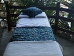 Relax, Reflect & unwind on our private cove,  with a complementary massage over looking the ocean!!