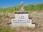 les bourdoncles croix occitane