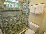 Walk in Shower - 2nd Bath