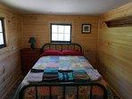 Bedroom #1 - double bed
