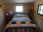 Bedroom #2 - double bed