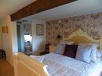 Honeysuckle, double room en-suite
