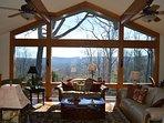 4 Bdrm Custom Mountain Home in Hendersonville