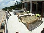 Master Bedroom Ocean front Terrace