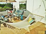 Want to nap in the ultimate way? Nothing beats a hammock! Ahhh