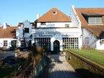 Musée dédié au peintre surréaliste belge avec la plus grande collection au monde