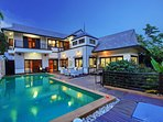 Paradise Samui Villa With Private pool & Gym