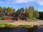 Rental cabins in Finland -Kiviniemi