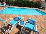 inviting pool!