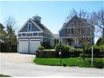 Magnificent Luxury Home, Neighborhood and Town! This house is unique for cape cod.