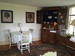 The Breakfast Room at the main farmhouse B&B