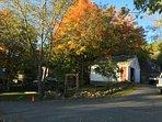 Cedar Hill Farm in fall
