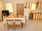 A1(5): kitchen and dining room