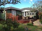 Zen Villa Haleiwa,Green house 3bedroom/3bath.