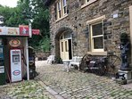 Fitzys coach house self catering open plan sleeps 2/3
