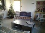 main sitting room (Ready for festive season)