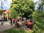 Krakovc bar (2 min away)