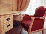 living room, writing-table