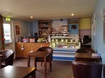 Full breakfast available from cafe