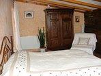 Wood  bedroom 1