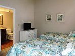 Loft Bedroom - 2 Twin Beds and view to full bath. 32 inch TV and Playstation 3