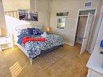 Second Floor Master Bedroom | Queen Size Bed