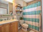 Second Floor Shared Full Bathroom