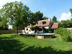 Renovated Old French Cottage with it's own Private Heated Pool