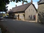 The Crown Inn -- village pub