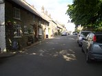 Puncknowle village street