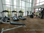 Gym and Fitness room