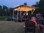 band at local winery on friday nights
