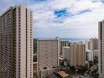 Waikiki looking west