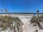 Beach Access