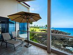 Sunbathe in the most private area available on the coast! In your own world on this lanai!