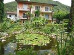 House an ponds