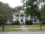 Large, lovely, renovated 1913 home on main block