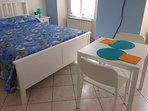 Appartamento monolocale, uso cucina, microonde, bollitore, WiFi, frigo, materassi memory foam